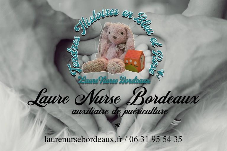 Logo de Laure Nurse Bordeaux